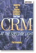 CRM at the speed of light - Greenberg