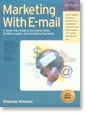 Marketing with E-Mail - by Shannon Kinnard