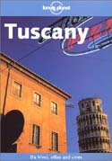Lonely planet Toscany