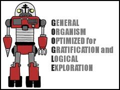 G.O.O.G.L.E. The Cyborg Name Generator