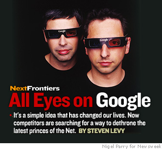 all eyes on google